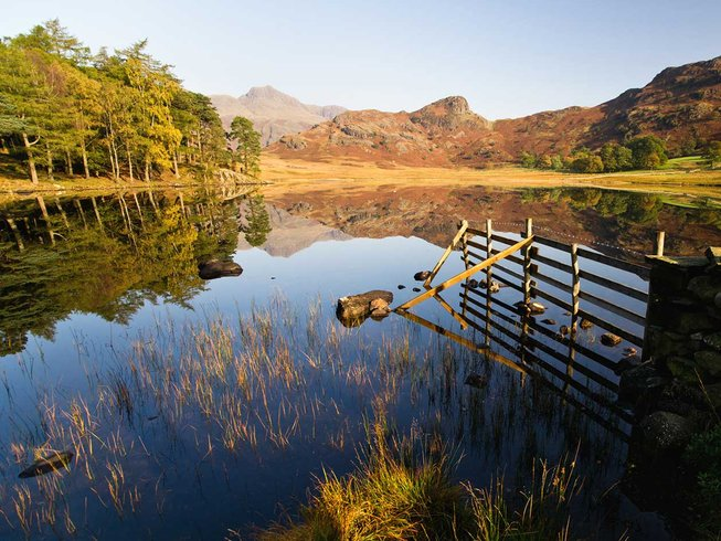 6 Days Walking and Yoga Holiday in Lake District