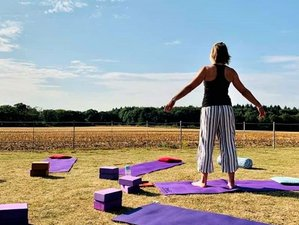 3 Days The 'Big Sky' Yoga Weekend Retreat in the Norfolk Countryside, UK