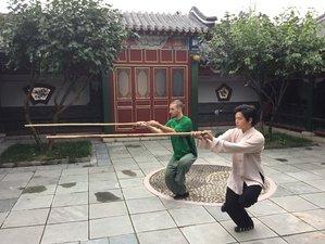 6 months shaolin wudang kung fu training in china - Fu Garden