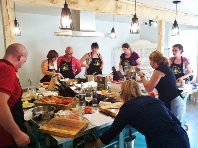 2 Days Taste of Morocco Cookery Course in Canada