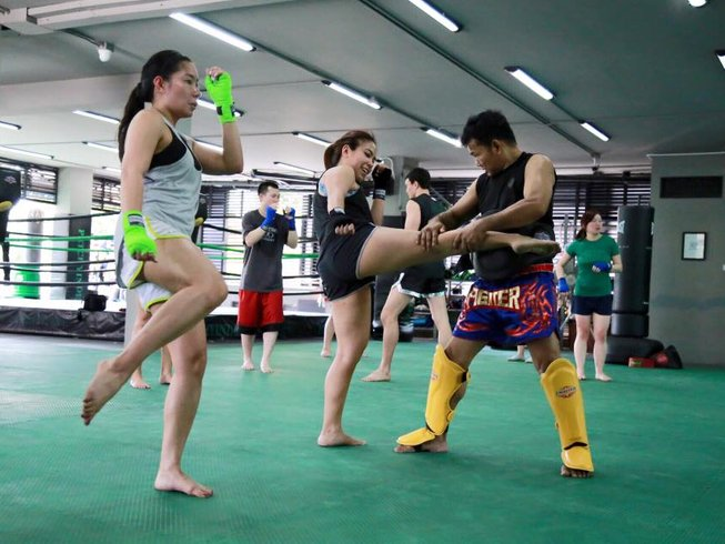 1 Week Muay Thai Training for Beginners in Thailand