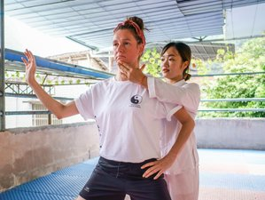 7 Day Tai Chi Intensive Course with Qi Gong and Meditation in Yangshuo, Guilin