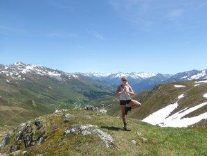 5 Tage Mountain Yoga Retreat im Aktiv- und Wellnesshotel Bergfried, Zillertal, Österreich