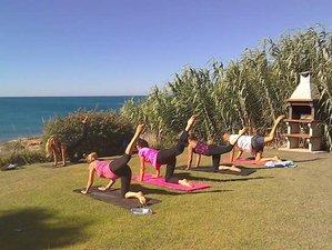 4 Days Rejuvenation, Yoga, Massage and Meditation Holiday in Praia da Luz, Algarve, Portugal