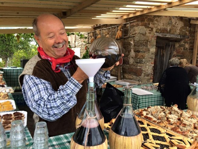 7 Days Cooking Holidays and Wine Tasting Tuscany