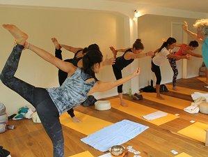 3 Tage Yin und Yang Yoga Retreat Wochenende im Naturpark Nassau im Taunus, Deutschland