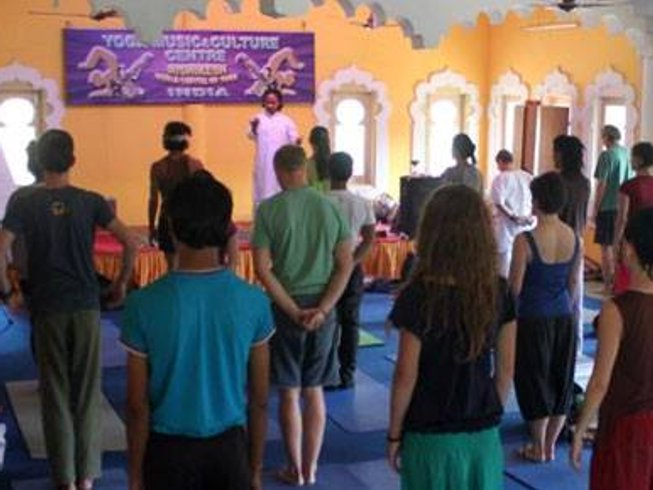 15 Days Advanced Intensive Yoga Retreat India