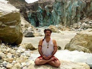 71 Tage 500-Stunden Yogatherapie Lehrerausbildung in Rishikesh, Indien