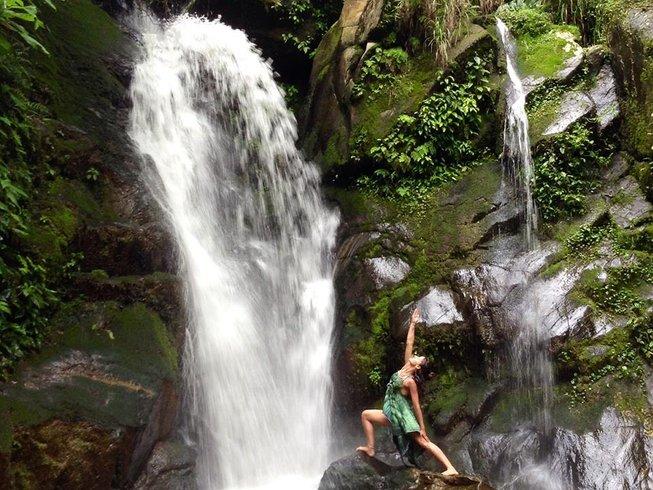 5 Days Mountain Rainforest and Yoga Retreat Brazil