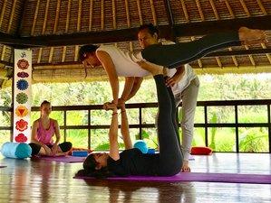 8 jours d'aventure en stage de yoga à Bali, Indonésie