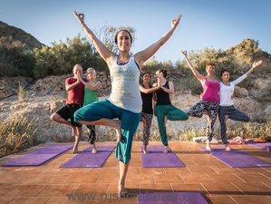 7 Days Find Your Voice Hatha & Vinyasa Yoga Retreat in Murcia, Spain
