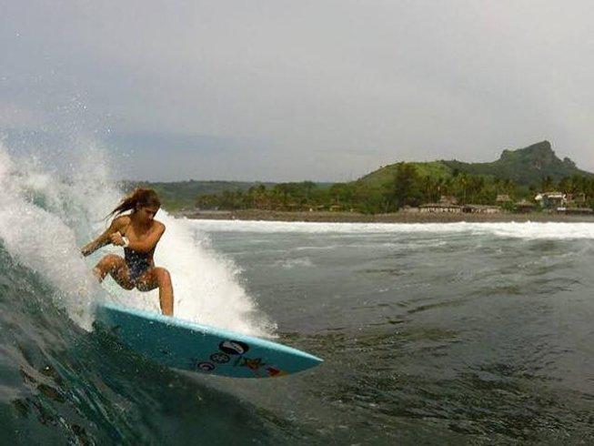 6 Days Wondrous El Salvador Surf Camp