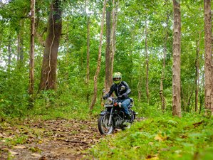 6 Day Exploring the Western Ghats of India Guided Motorcycle Tour