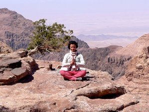 9 Days Desert Escape Yoga Retreat in Jordan