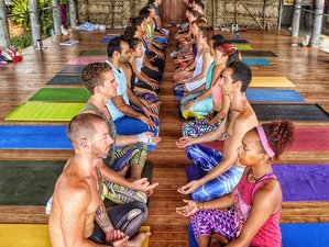 25 Days 200-Hour Vinyasa Yoga Teacher Training in Karangasem, Bali