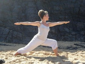 15 Day Private Detox Retreat with Raw Food and Yoga for 1 or 2 Guests on La Palma, Canary Islands