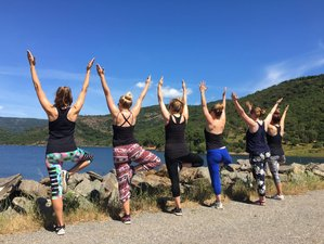 5 Days Journey to Relaxation Yoga Retreat in South of France