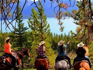 6 Days The Explorer Horseback Riding & Camping in Alberta, Canada