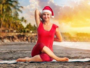 10 Days Christmas Spiritual Yoga Retreat in Rishikesh, India