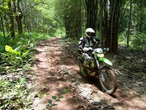2 Day Guided Enduro Adventure Trip to the Amazing Buatong Waterfalls and Teak Forests in Chiang Mai