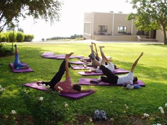 8 Days Raw Food Detox and Yoga Retreat Israel