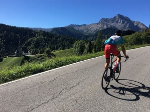 8 Days Zoncolan Road Cycling Holiday in Carnia, Italy