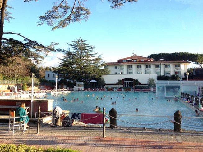 7 Days Hatha Yoga Retreat in Casperia, Italy