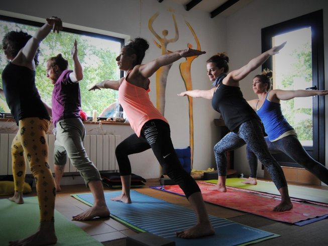 7 jours en stage de yoga, randonnée et plus encore en Espagne