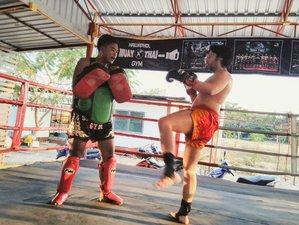 90 Day Full Muay Thai Experiences, Wellness, and Enjoyable Activities in Wichian Buri, Phetchabun