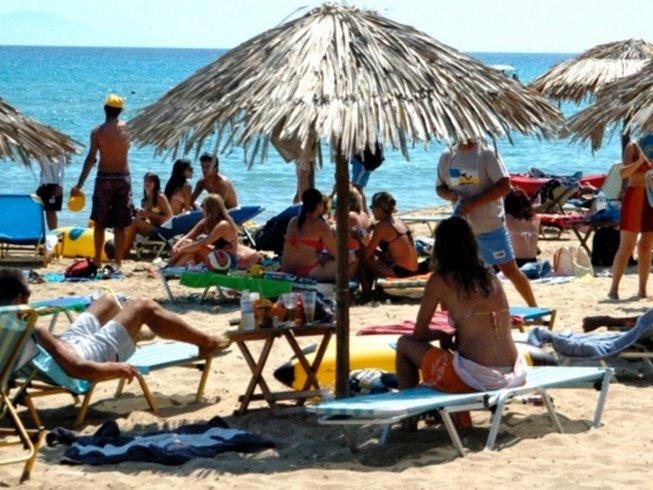 7 Days Paros Windsurfing Surf Camp Greece