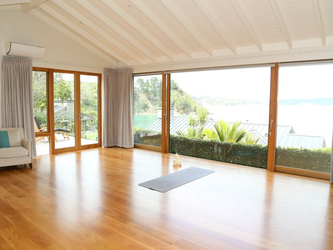 3 Days Luxury Yoga and Meditation Retreat New Zealand