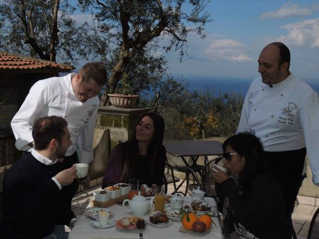 8 Days Amalfi Coast Cooking Vacations in Italy