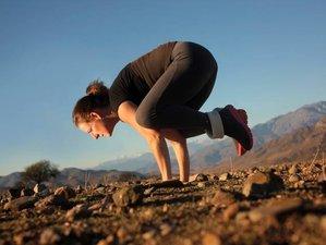 3 Days Yoga Weekend Retreat in Combarbala, Chile