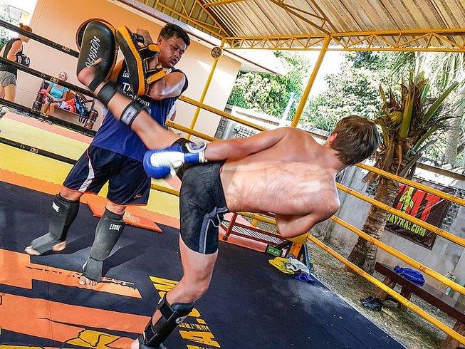 1 Month Muay Thai Training Camp in Thailand