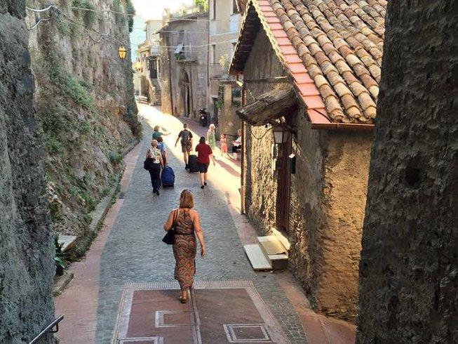 6 Days Italian Culinary Vacation Lazio, Italy