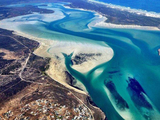 4 Days Refresher Kitesurfing Holidays in Langebaan, Western Cape, South Africa