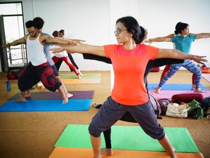 27 Days 200-Hour Yoga Teacher Training in Rishikesh