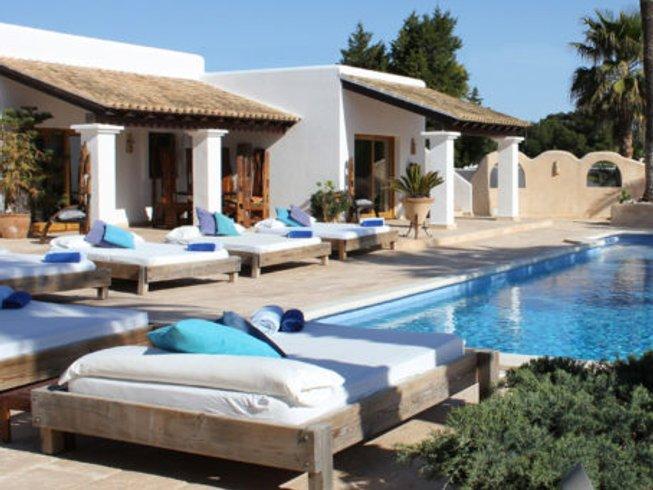 8 Tage Yoga Retreat in Ibiza, Spanien