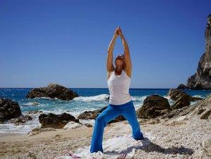 8 Tage Pilates, Yoga und Faszien Retreat in den Exklusiven Palazzo Greco Villas, Südkreta
