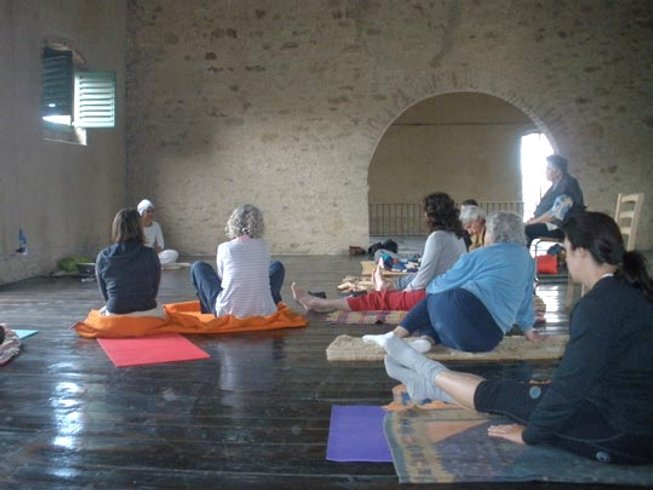 8 Days Meditation and Kundalini Yoga Retreat in Italy
