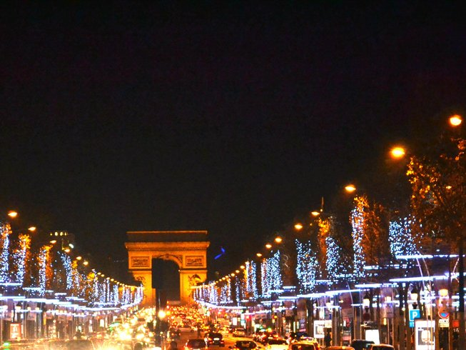 9 Days Christmas Cooking Holiday in the Loire Valley and Paris, France