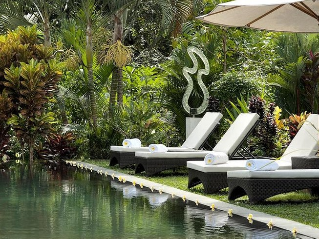 3 Days Chill Out and Recharge Yoga Retreat in Bali