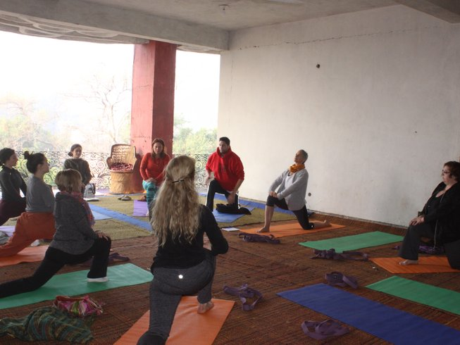 28 Tage Ayurveda Yoga Urlaub Indien