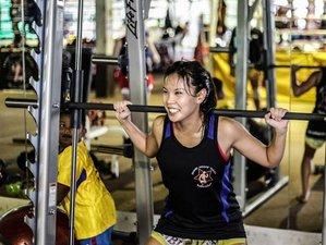 7 Days Intensive Muay Thai Training in Phuket, Thailand