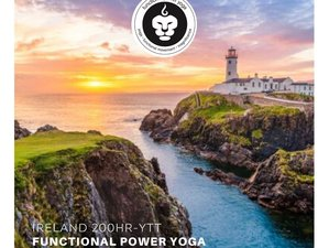 18 Days 200-Hour Certified Functional Power Yoga Teacher Training Course in Donegal, Ireland