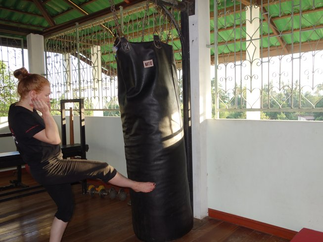 1 Week Yoga and Martial Arts Retreat with a Private Group in Thailand