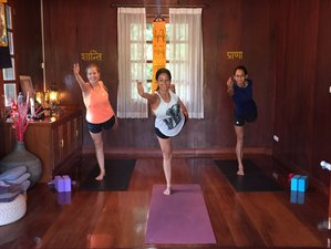 4 Days Vinyasa, Yin, and Ashtanga Yoga Retreat Chiang Rai Province, Thailand