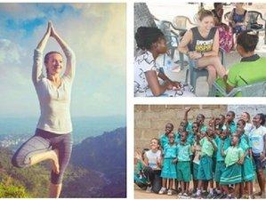 Yoga Service Experience in Ghana