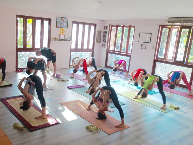 15 Days Therapy and Yoga Retreat Thailand