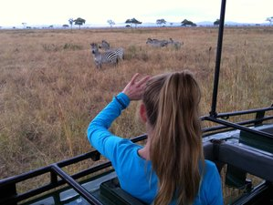 5 Days Selous and Kilwa Safari in Tanzania